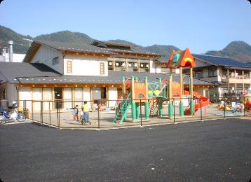 タンポポハウス新園舎