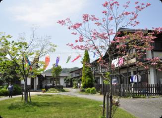 児童養護施設 舞鶴学園