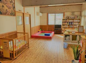 子育て支援事業 中丹こども家庭支援センター